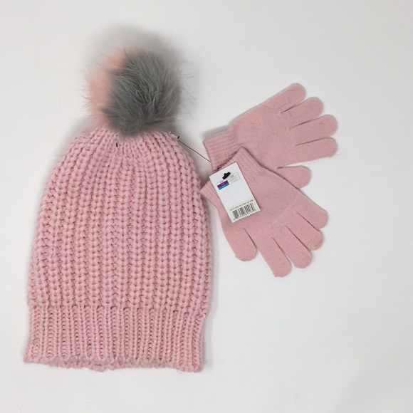 cde77112ffe Small Capella Kids Hat Beanie and Gloves NWT